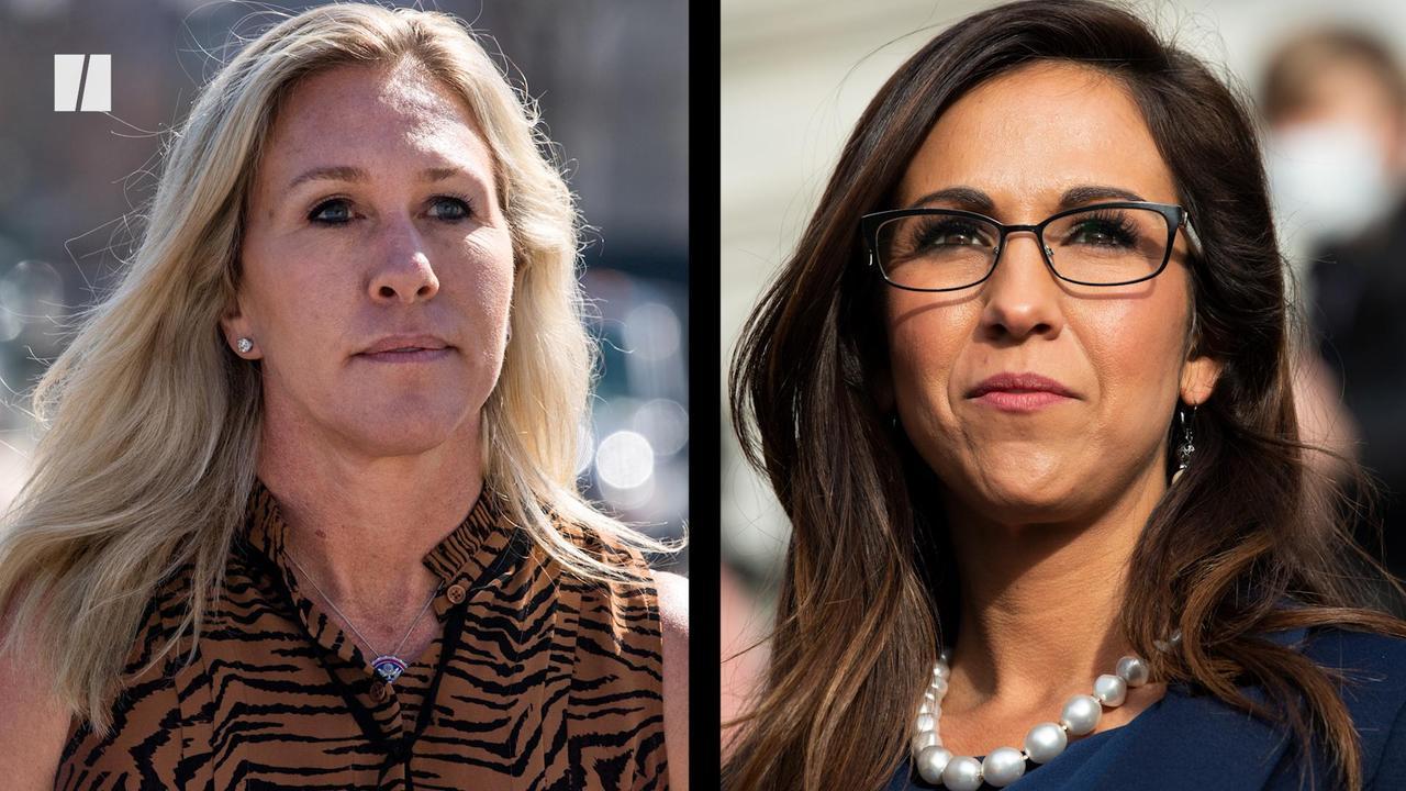 GOP Women's Group Denounces Greene & Boebert