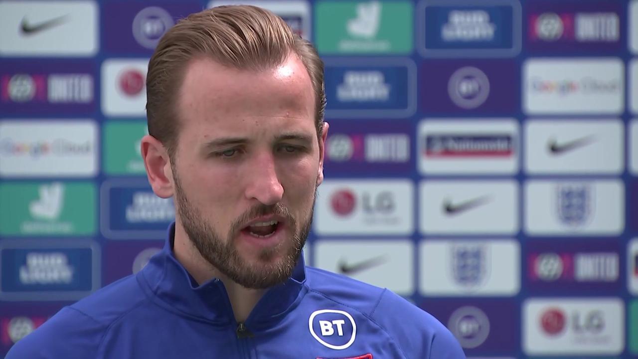 Kane: Euros final biggest game of my career
