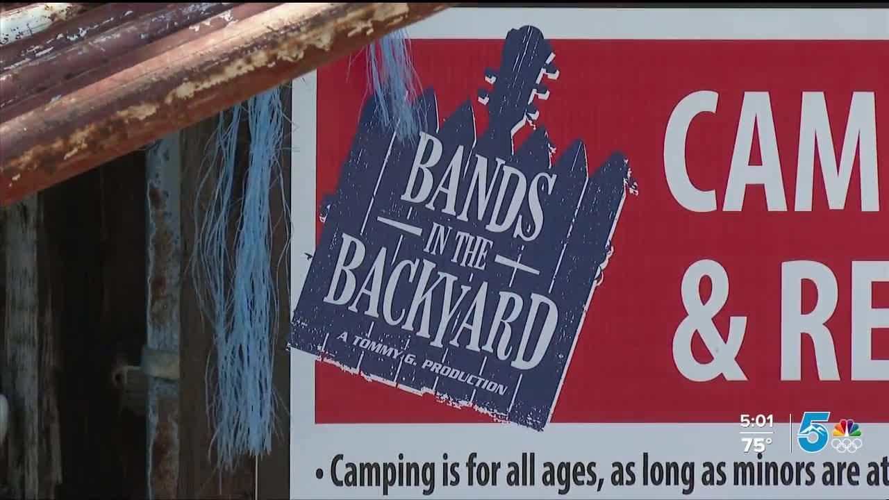 Bands in the Backyard returns to Pueblo after 3-year break