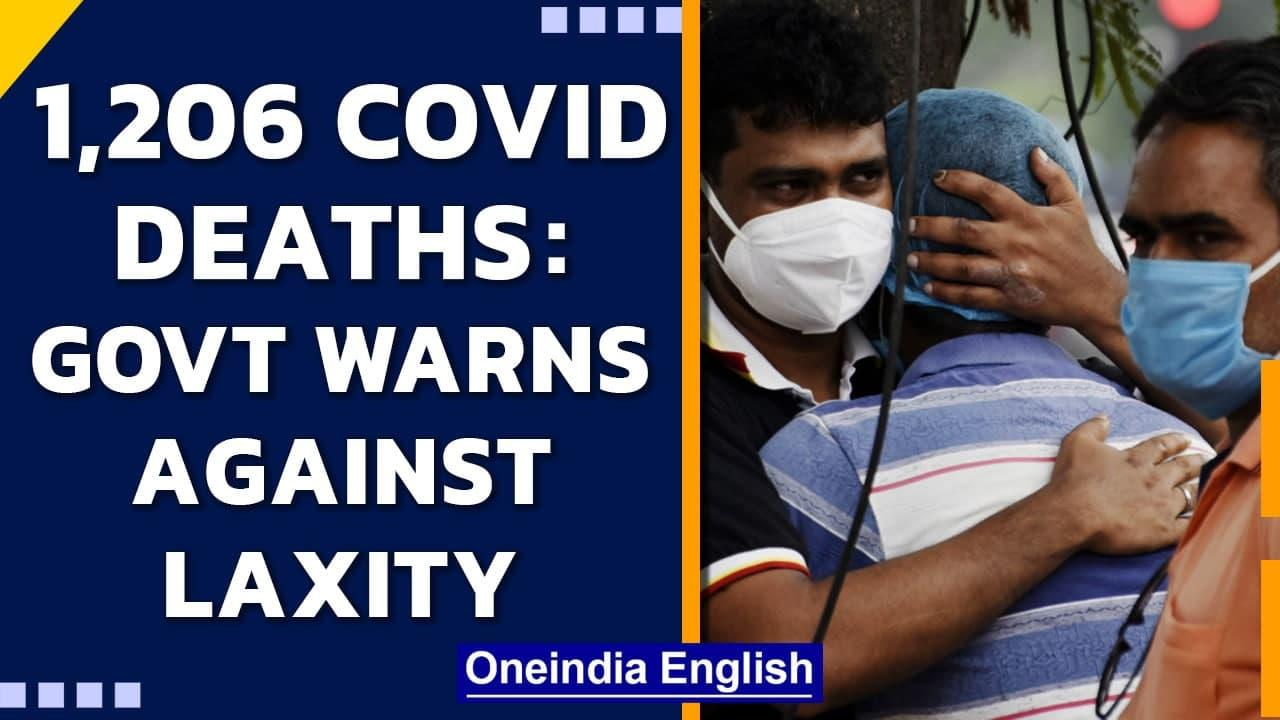 Covid-19: India records slightly lower cases, but deaths shoot up to 1,206 | Oneindia News