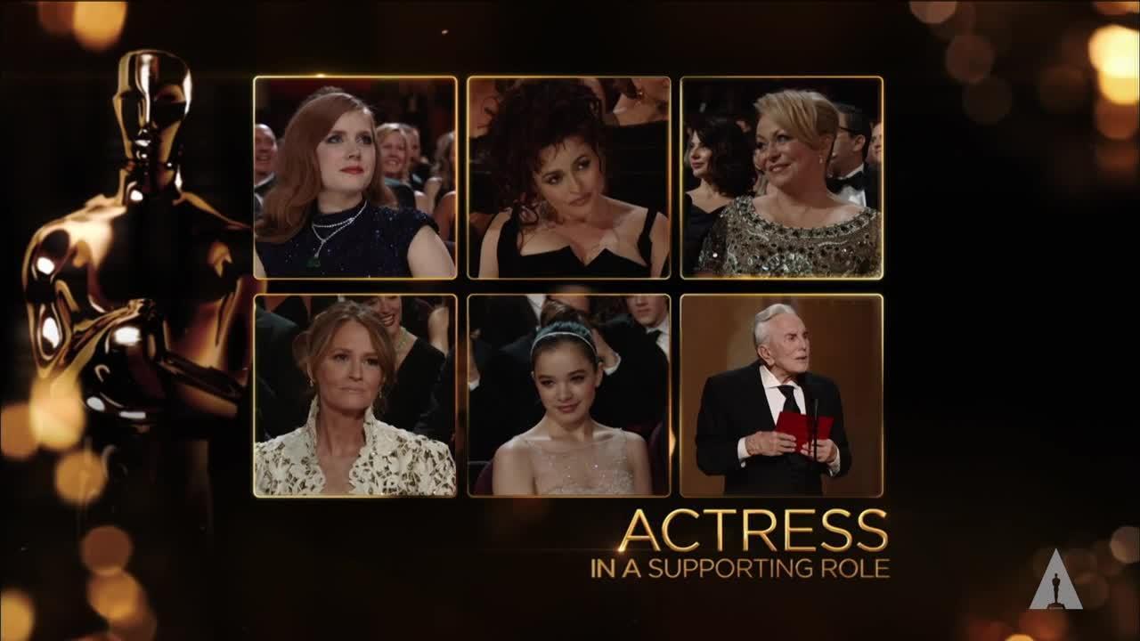 Melissa Leo   Behind the Oscars Speech