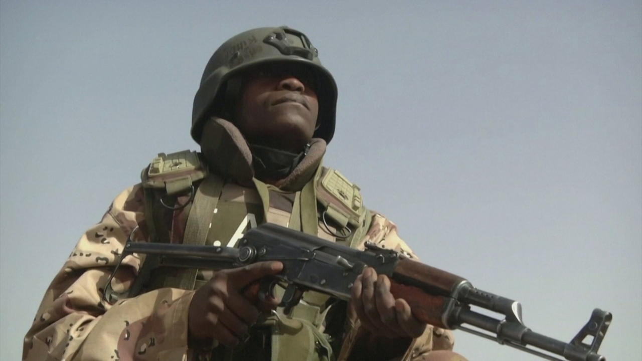 France to pull more than 2,000 troops from Africa's Sahel region