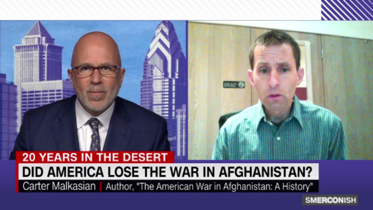 Did America lose the Afghan war?