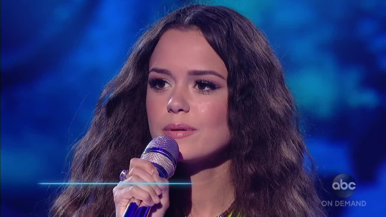 Casey Bishop's Coldplay Songbook Performance  – American Idol 2021