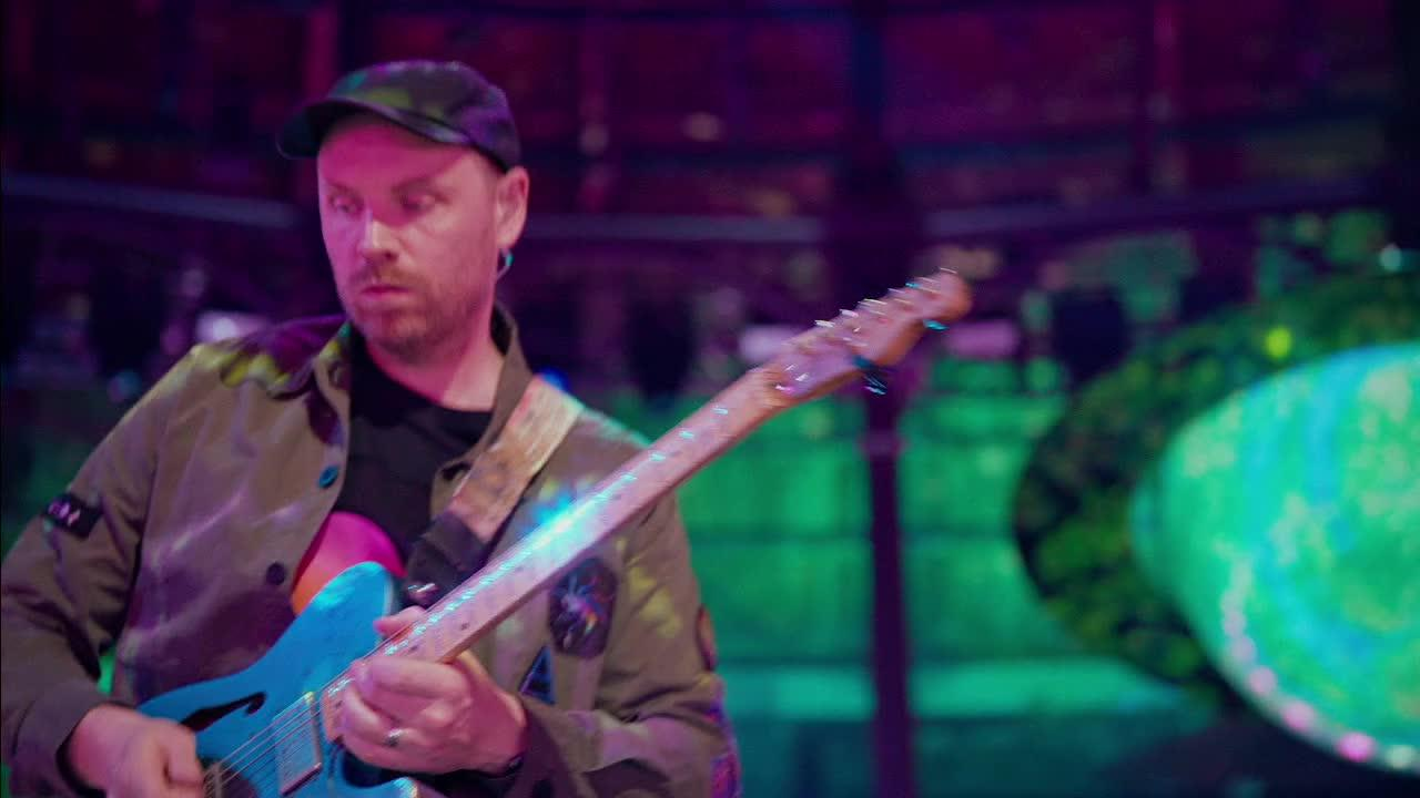 Coldplay's Exclusive Performance of 'Higher Power'   – American Idol 2021