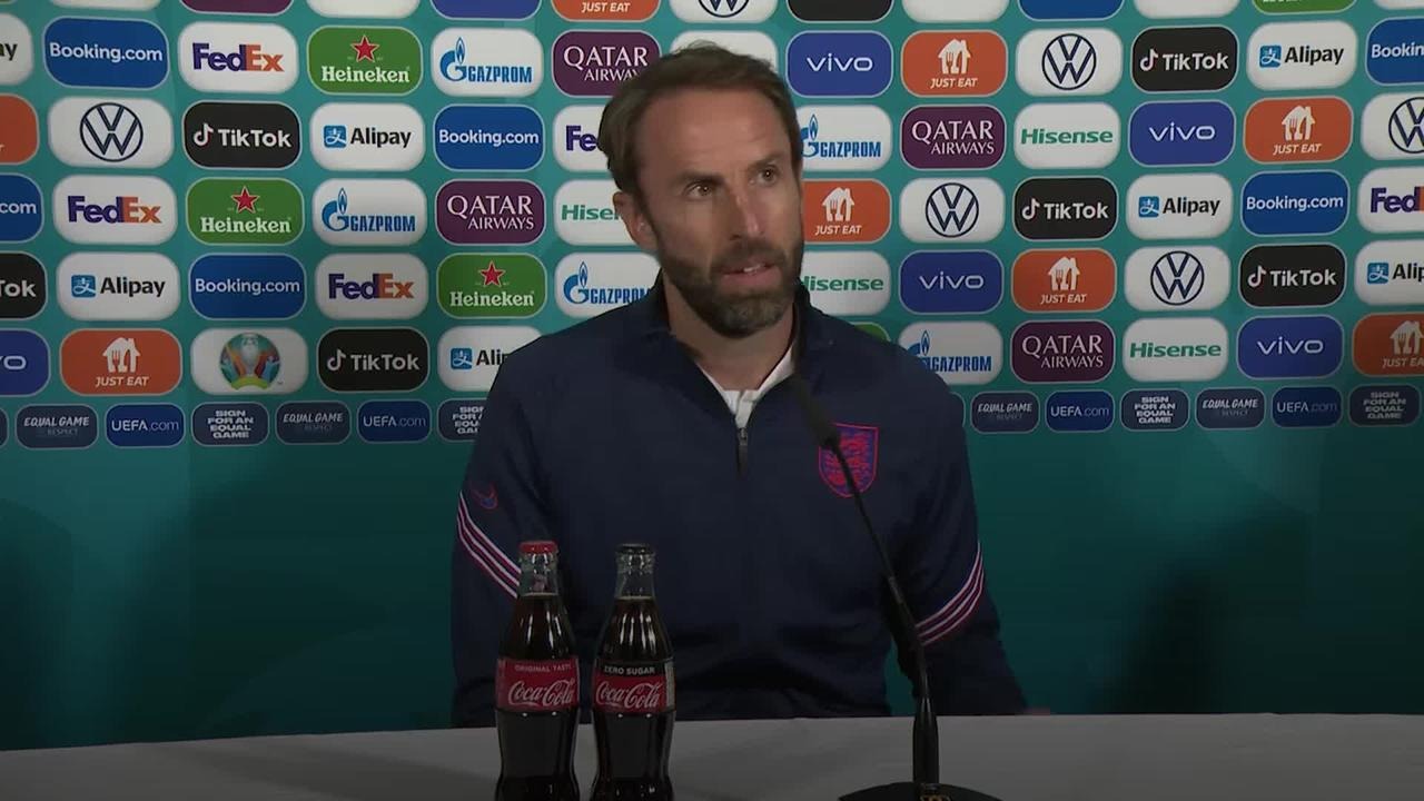"""""""We are here to win"""" -  Gareth Southgate"""