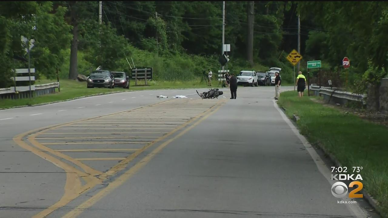 Man In Critical Condition In Motorcycle Crash