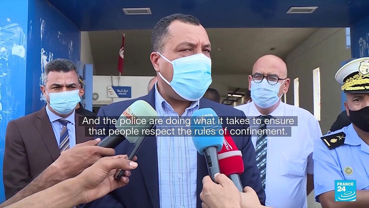 Arab countries pledge aid as Tunisia struggles with COVID pandemic