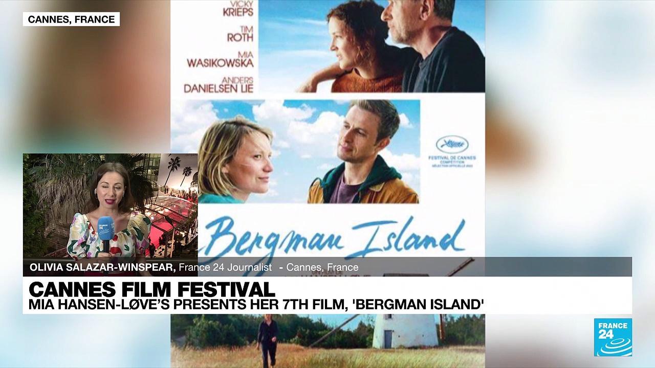 Cannes Film Festival: Mia Hansen-Love's present her film 'Bergman Island'