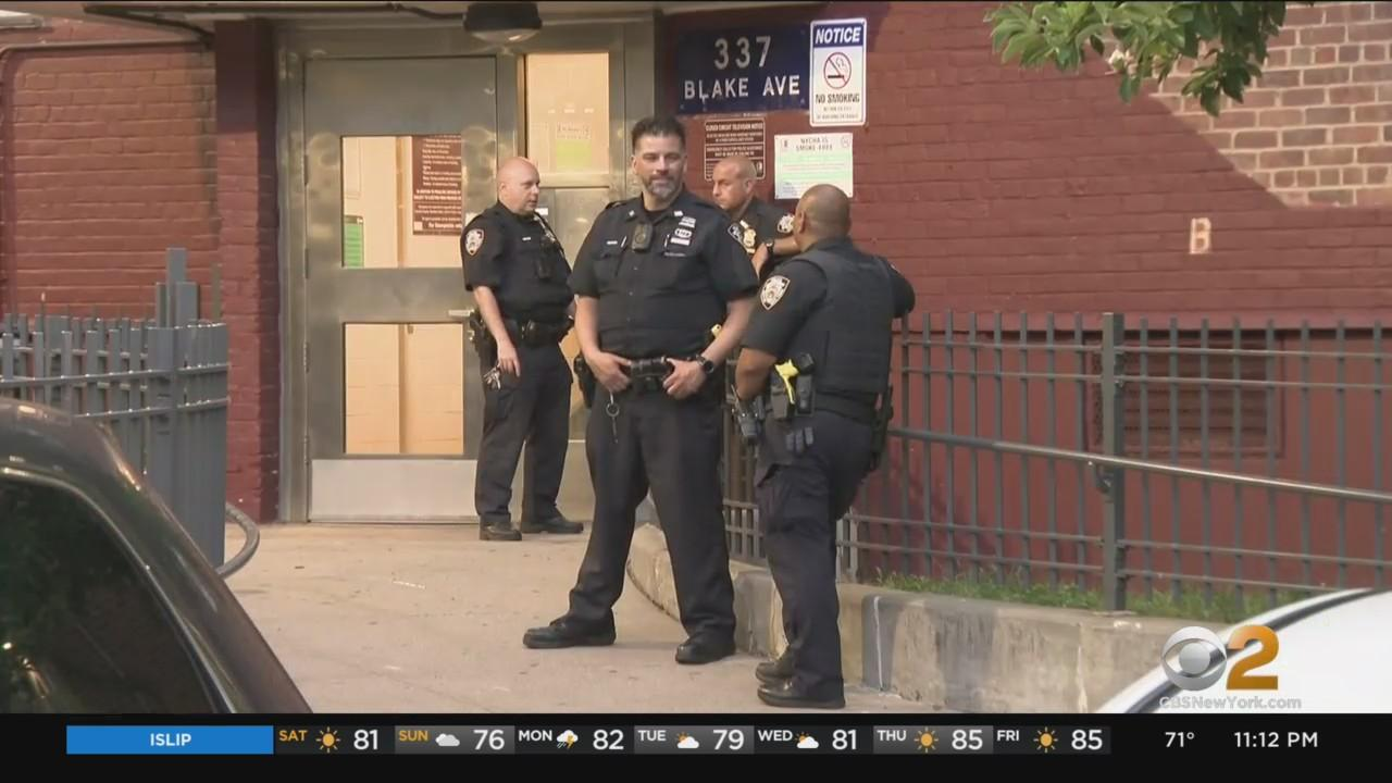 NYPD Officer, Man Hit By BB Gun Shooting In Brooklyn
