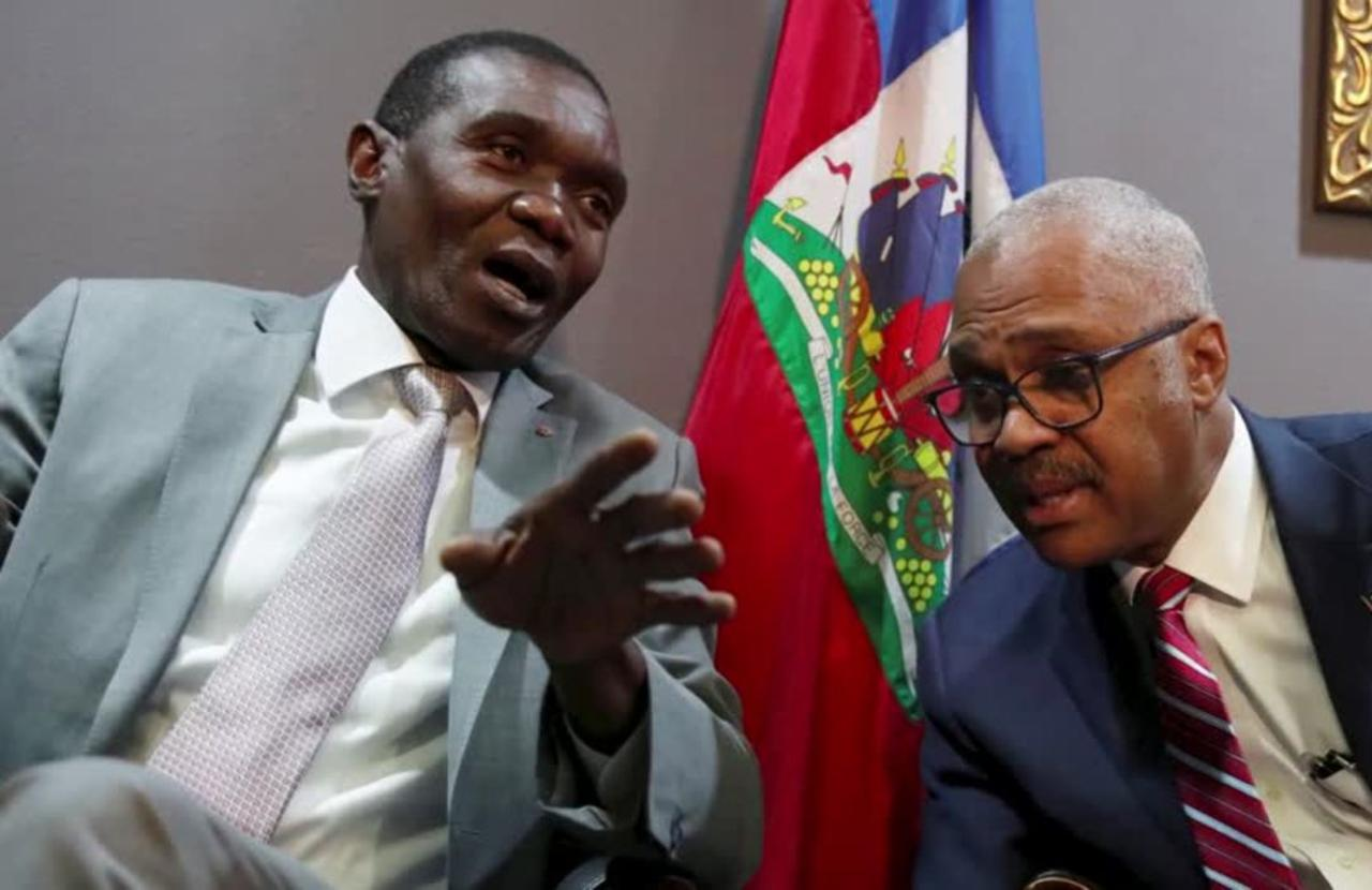 Haitian leaders battle for power after assassination