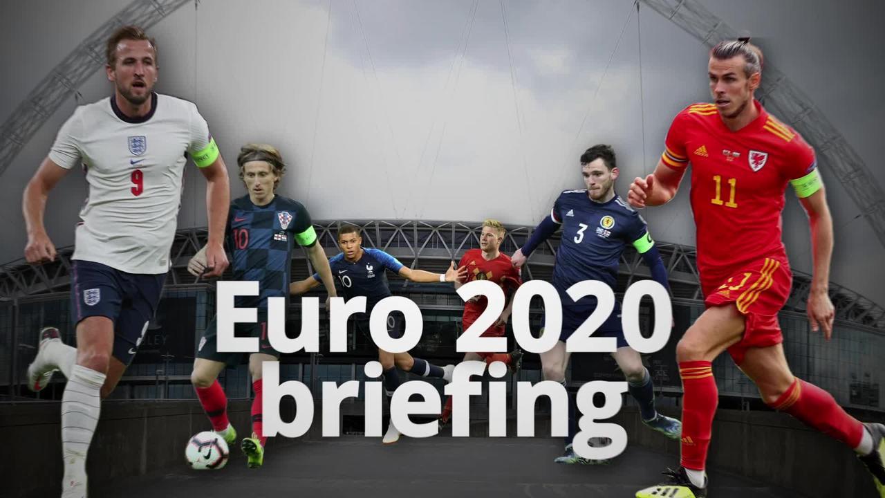 Euro 2020 briefing: England face Italy in final
