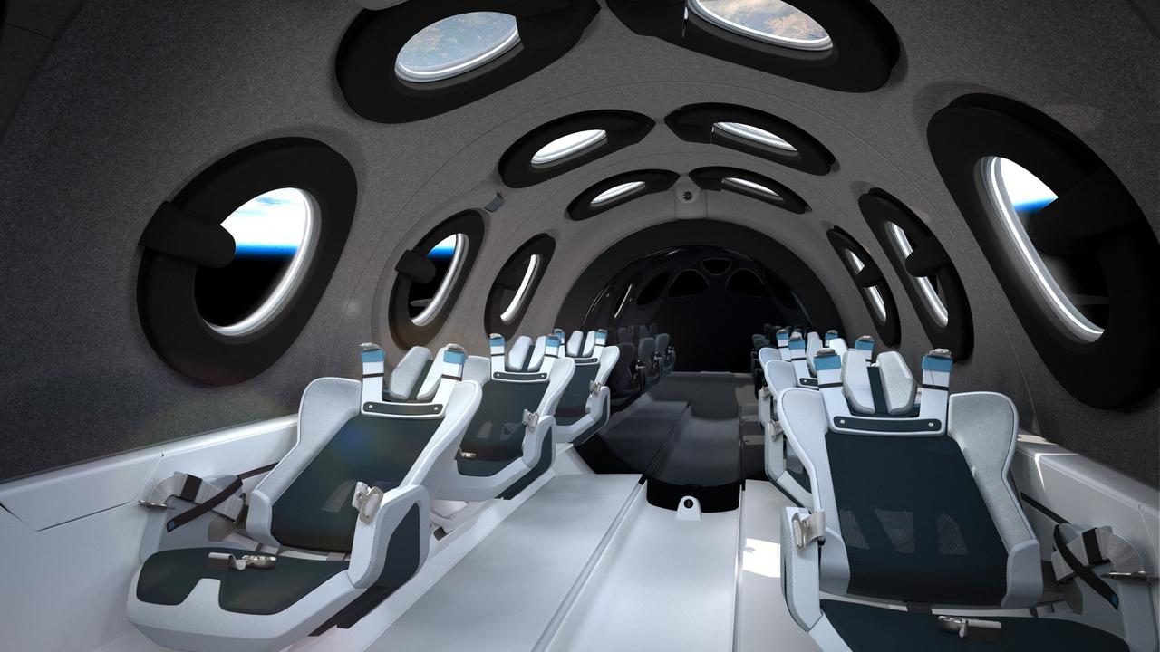 Space tourism: Billionaires race to develop emerging industry