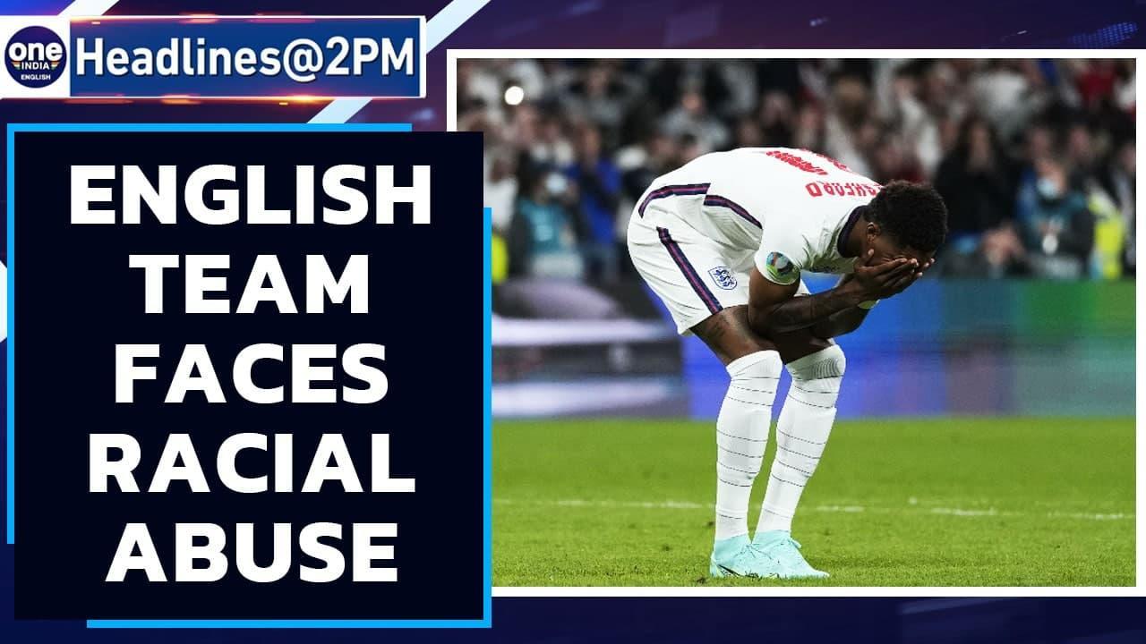 England team faces racial abuse, Boris Johnson says trolls should be ashamed | Oneindia News