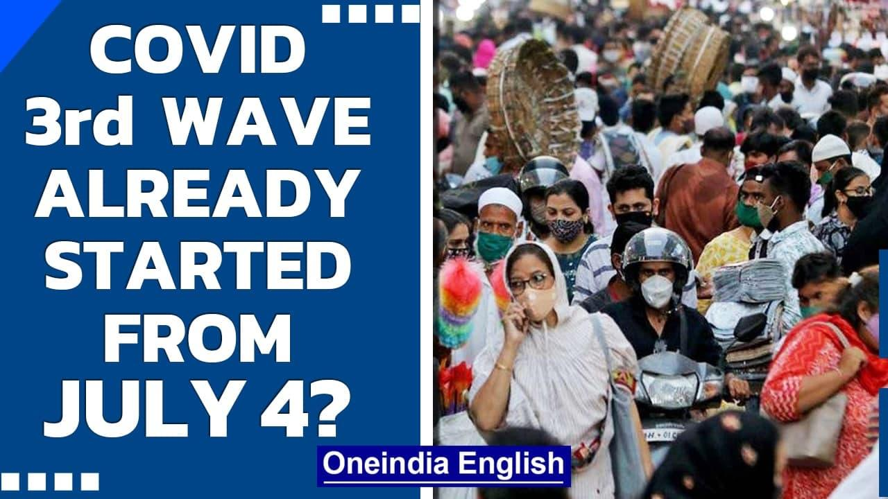 Covid 3rd wave onset on July 4, can escalate if Covid norms defied: UoH physicist   Oneindia News
