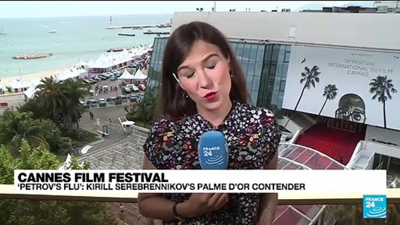 Cannes: Kirill Serebrennikov, in competition with 'Petrov's flu'... but absent from the festival