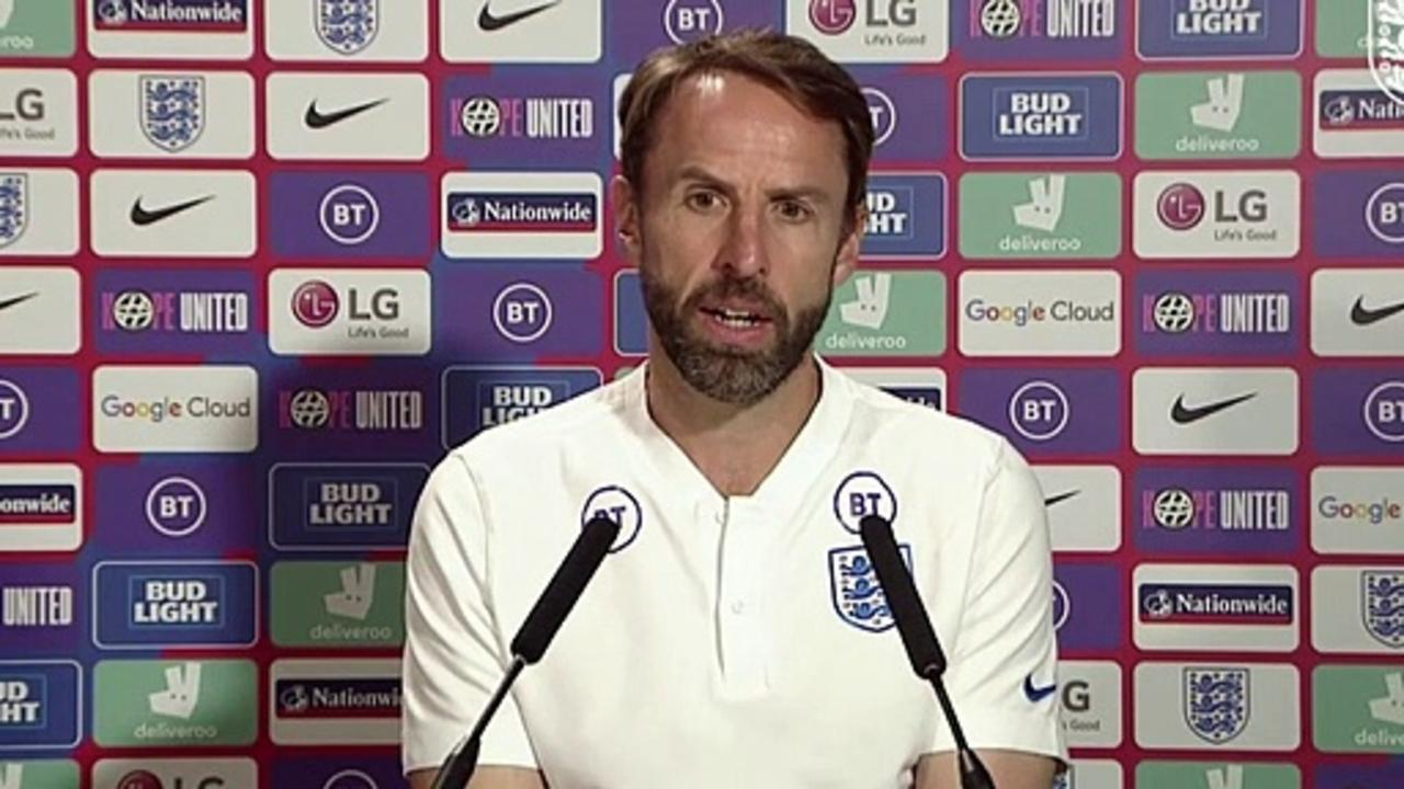 Southgate condemns 'unforgivable' racist abuse of players