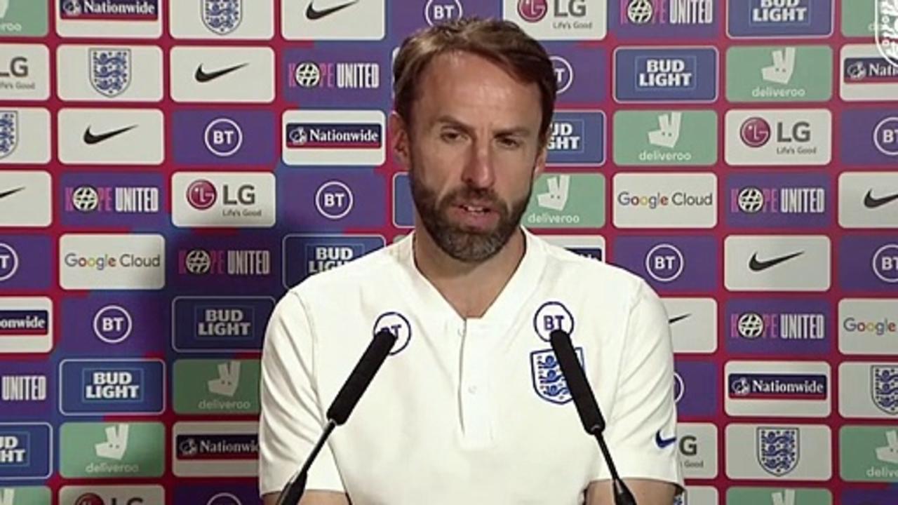 Southgate breaks down England's Euros defeat