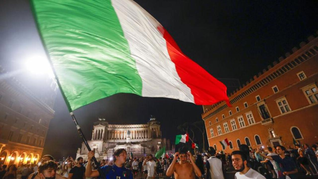 'This means so much': Italians see Euro 2020 triumph as a new start