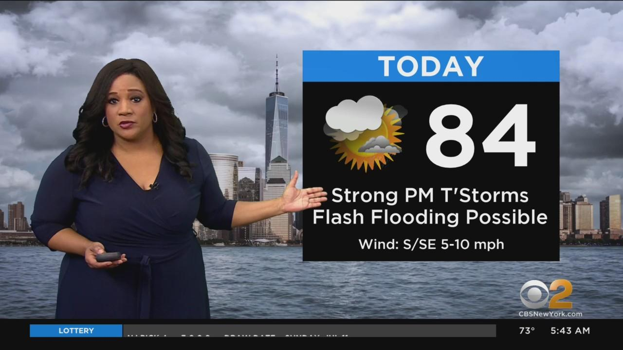 New York Weather: More Rain On The Way