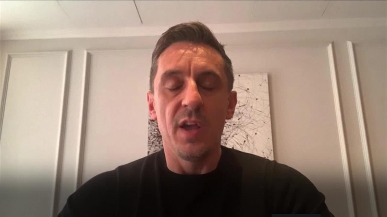 Gary Neville: Action against racism comes from the top