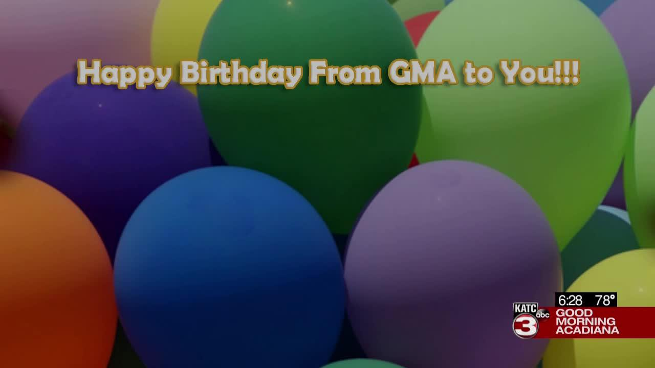 Today's Birthdays 7/12/2021