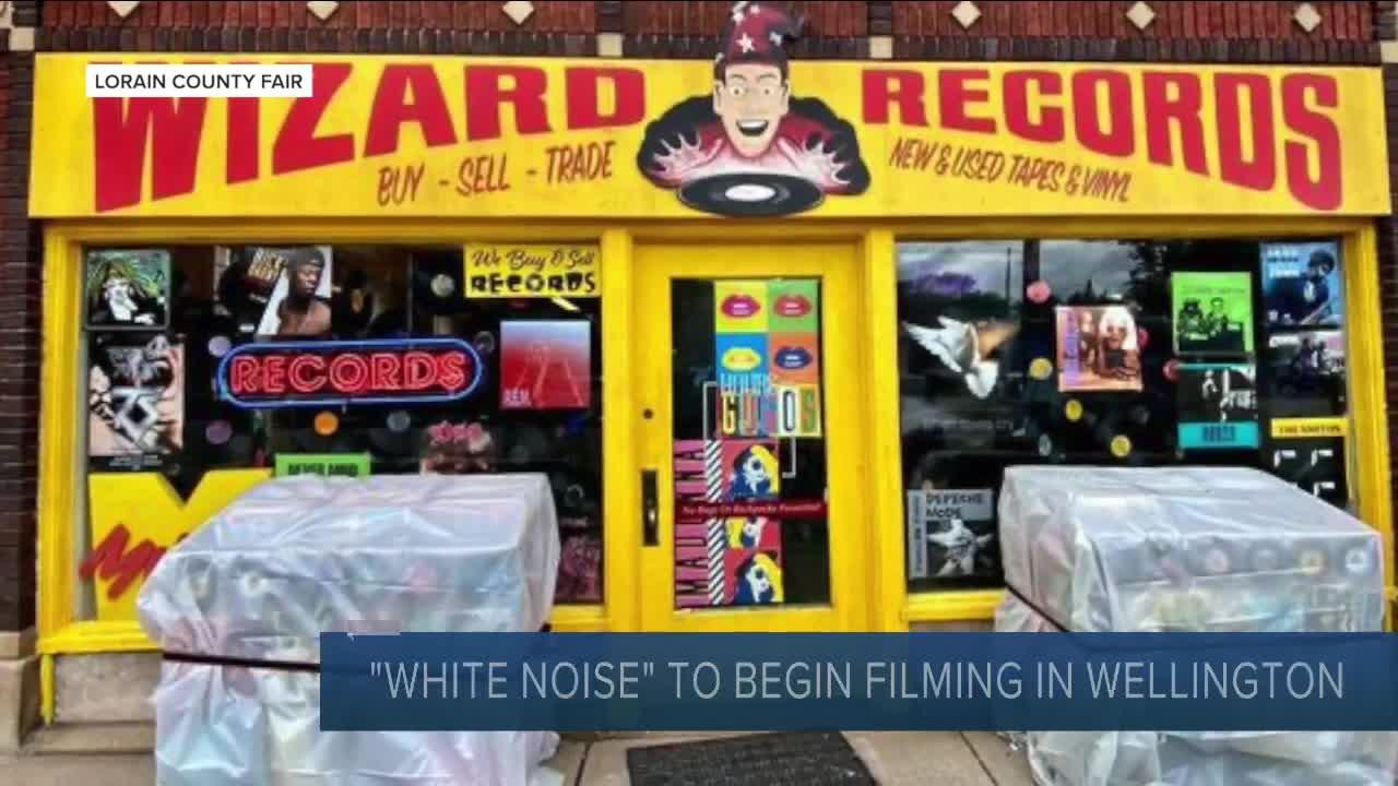 'White Noise' to begin filming in Wellington