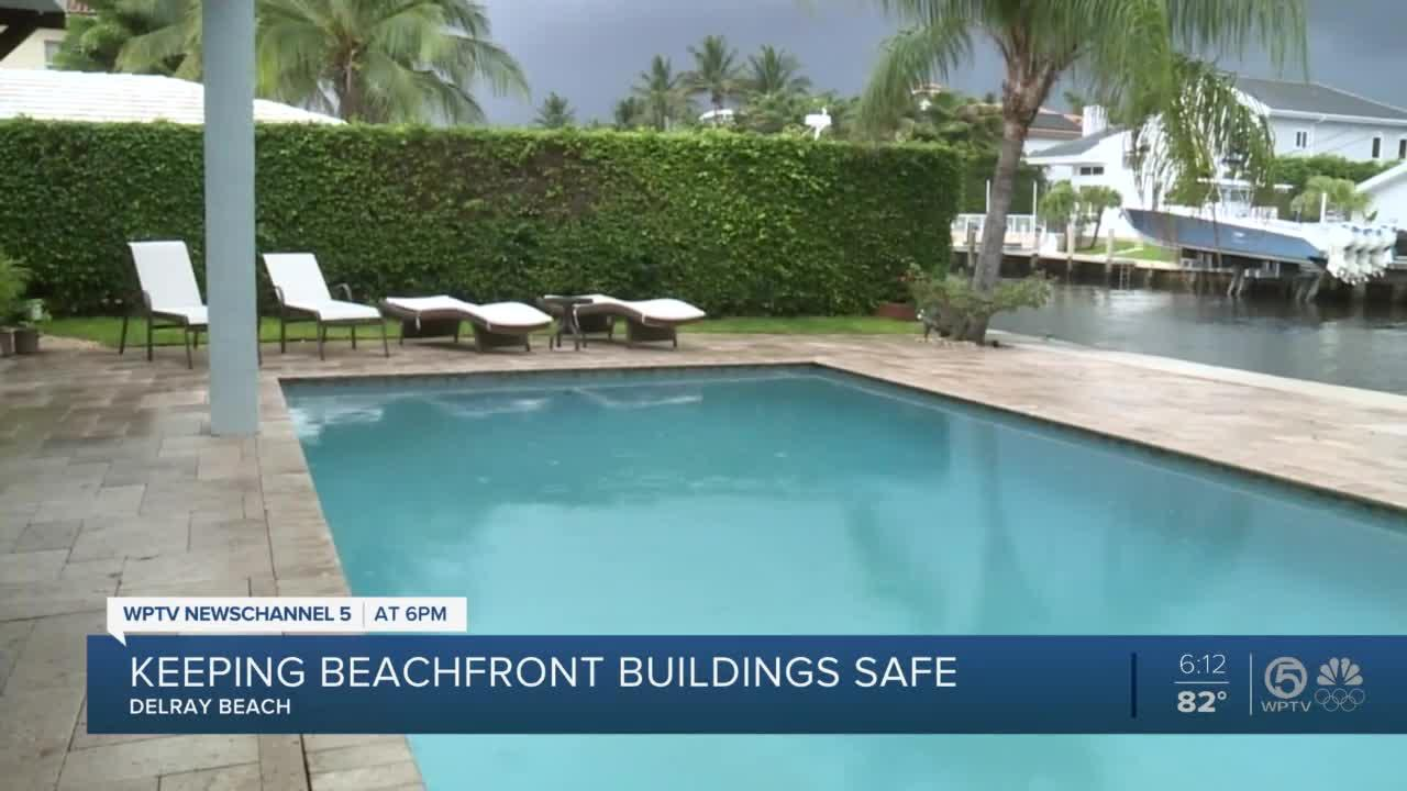 Building safety conversations continue in Delray Beach after Surfside collapse