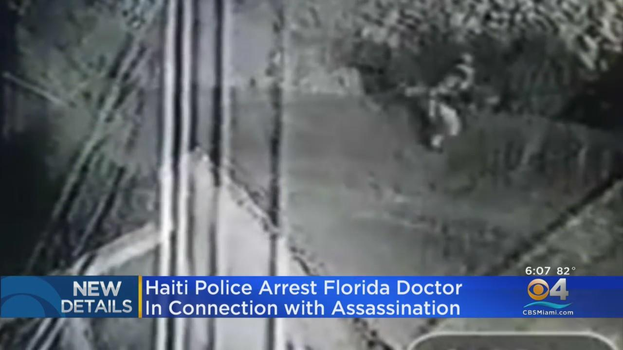 Florida Doctor Accused Of Being Behind Assassination Of Haitian President
