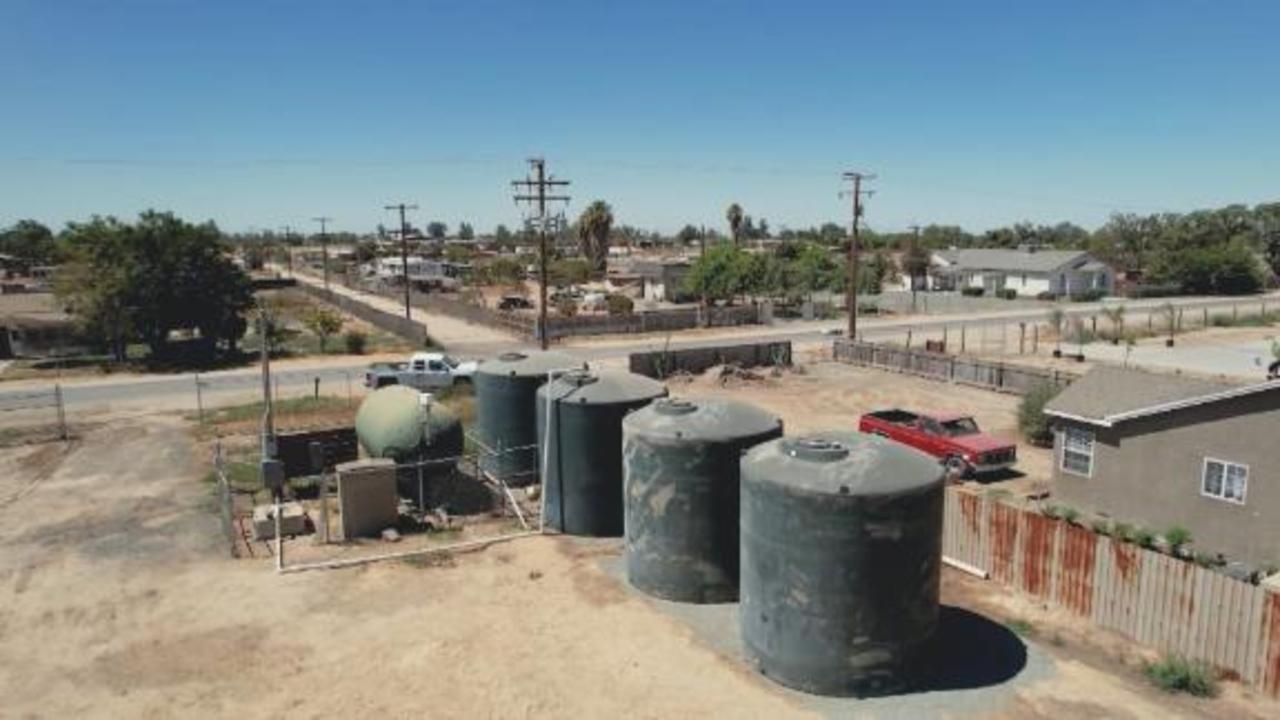 California drought leaves some residents without water