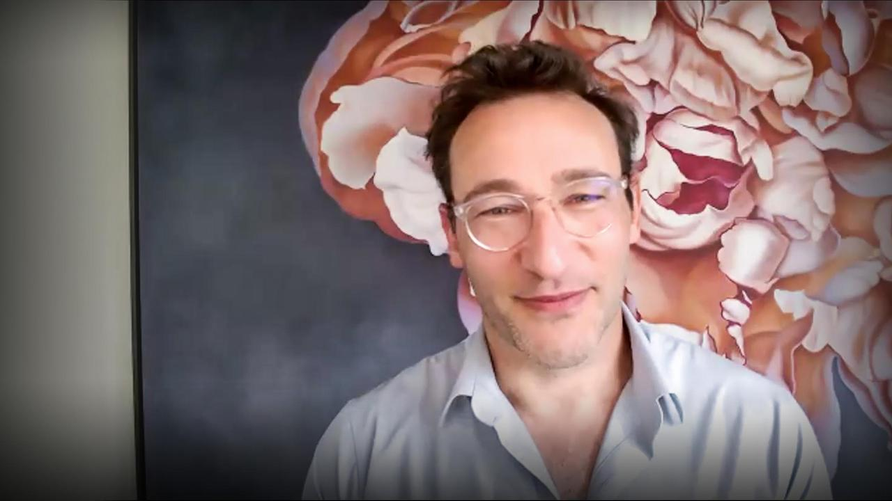 How to discover your 'why' in difficult times   Simon Sinek