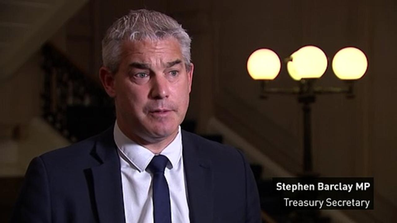 Barclay defends Home Secretary over racism response