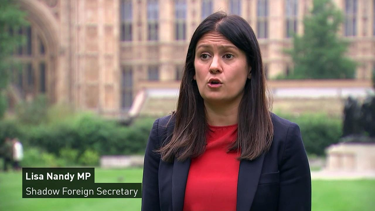 'Appalling' foreign aid cut isn't in national interest