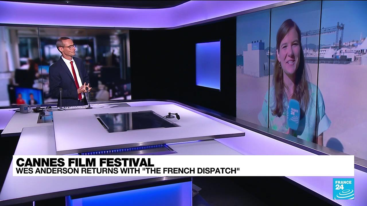 Cannes: Wes Anderson doubles-down on his unique schtick with 'The French Dispatch'