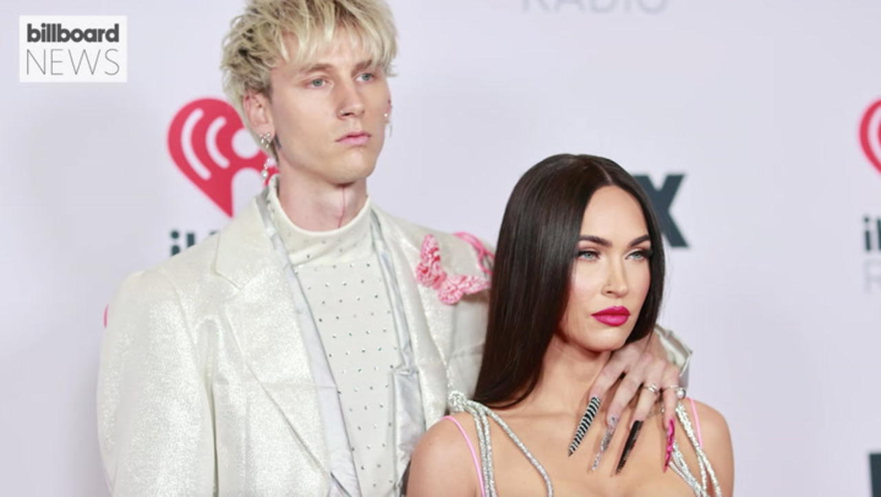 Megan Fox Details Powerful Hallucinogen Trip With Machine Gun Kelly   Billboard News