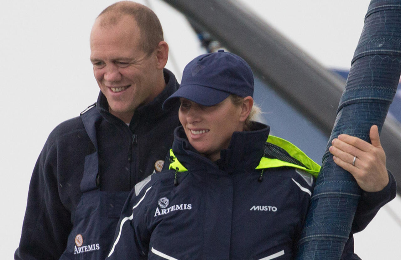 Mike Tindall broke up a fight at the EURO 2020 final