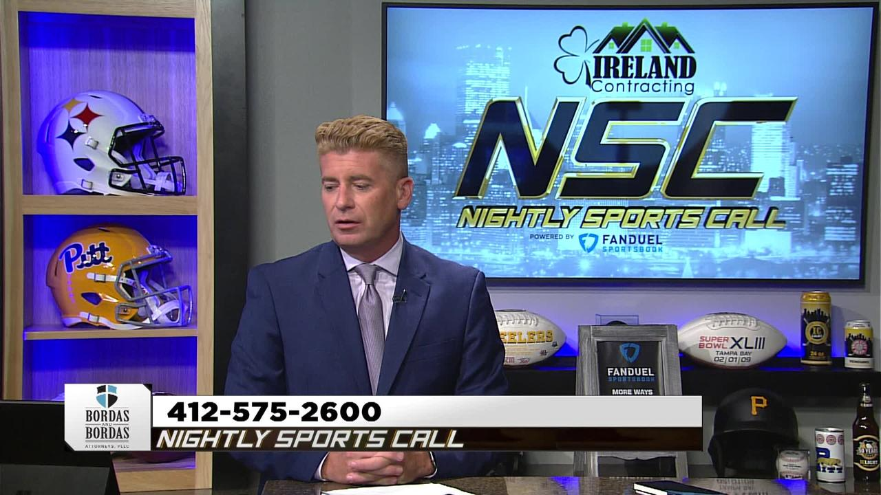 Ireland Contracting Nightly Sports Call: July 12, 2021 (Pt. 2)