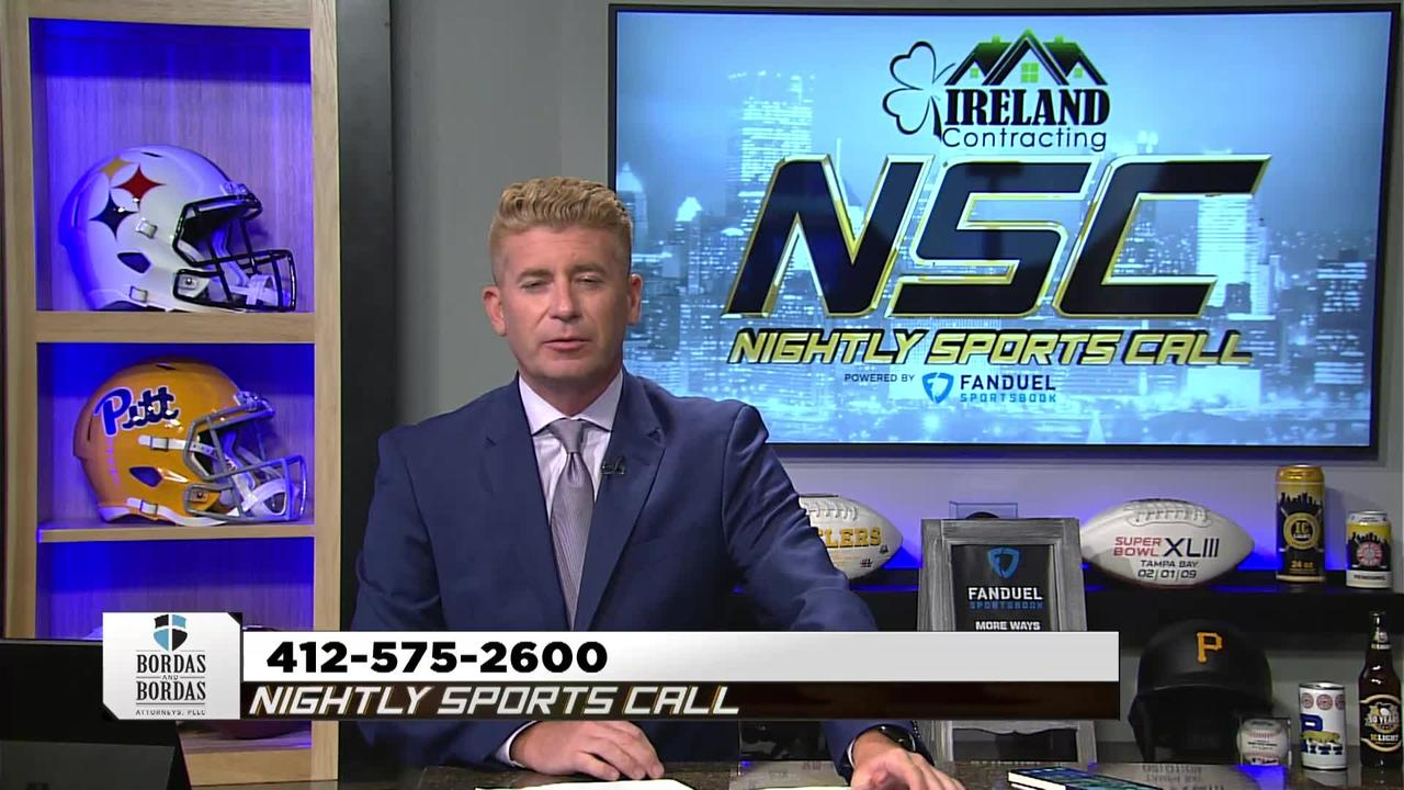 Ireland Contracting Nightly Sports Call: July 12, 2021 (Pt. 1)