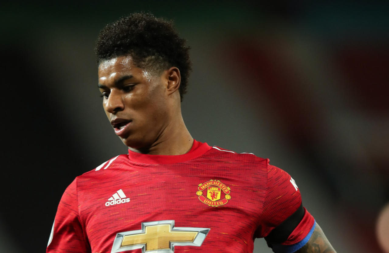 Marcus Rashford says sorry for missing penalty but will 'never apologise for who he is' after racist abuse