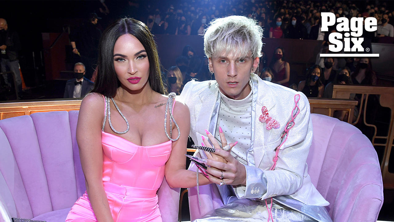 Megan Fox details drinking ayahuasca with Machine Gun Kelly: 'I went to Hell'