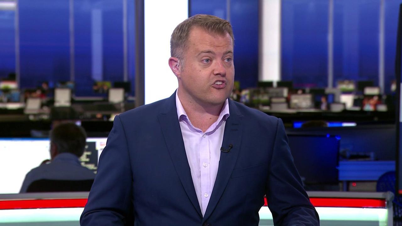 'UEFA deeply unhappy at Wembley chaos'