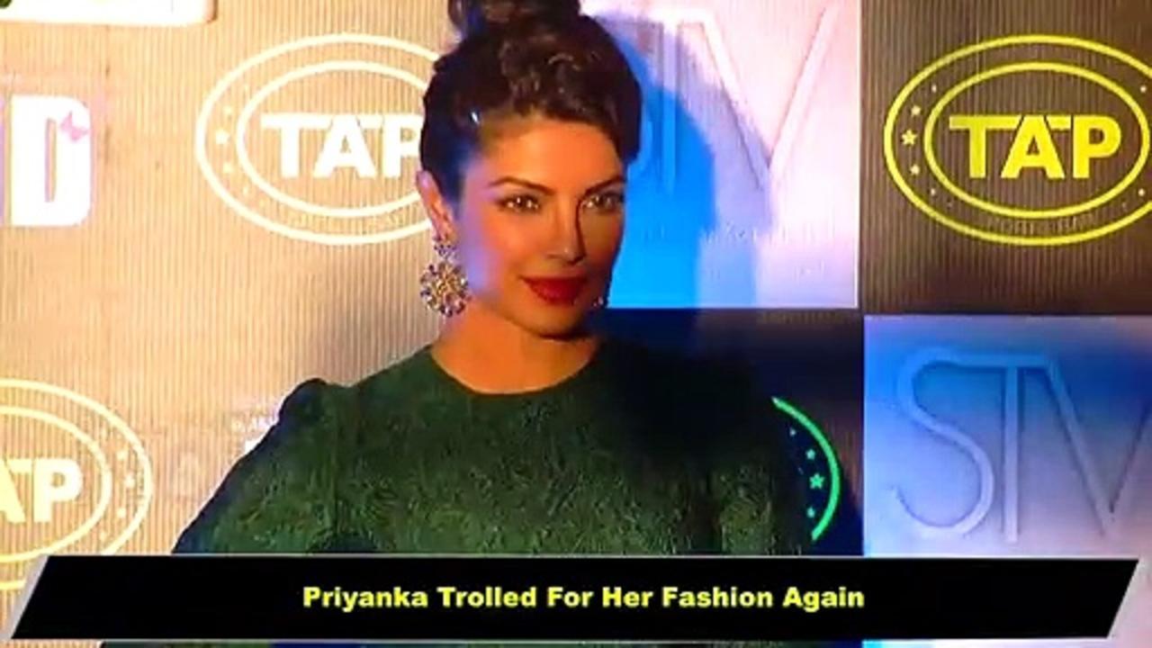 Wimbeldon Finals: Priyanka Chopra INSULTED Badly For Her Dressing Sense