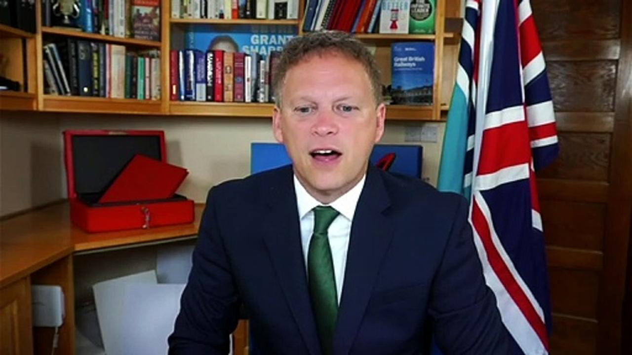 Shapps insists new guidance on masks isn't complicated