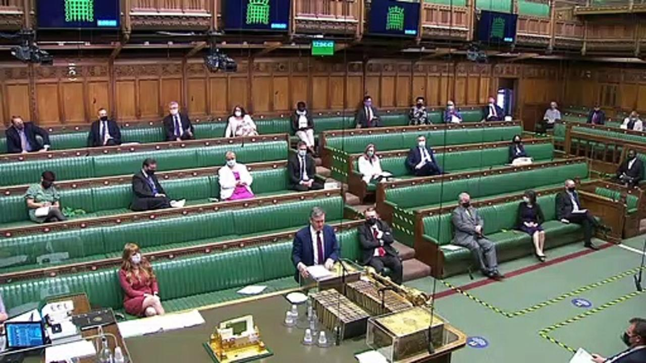 Starmer grills PM over response to Euros racism