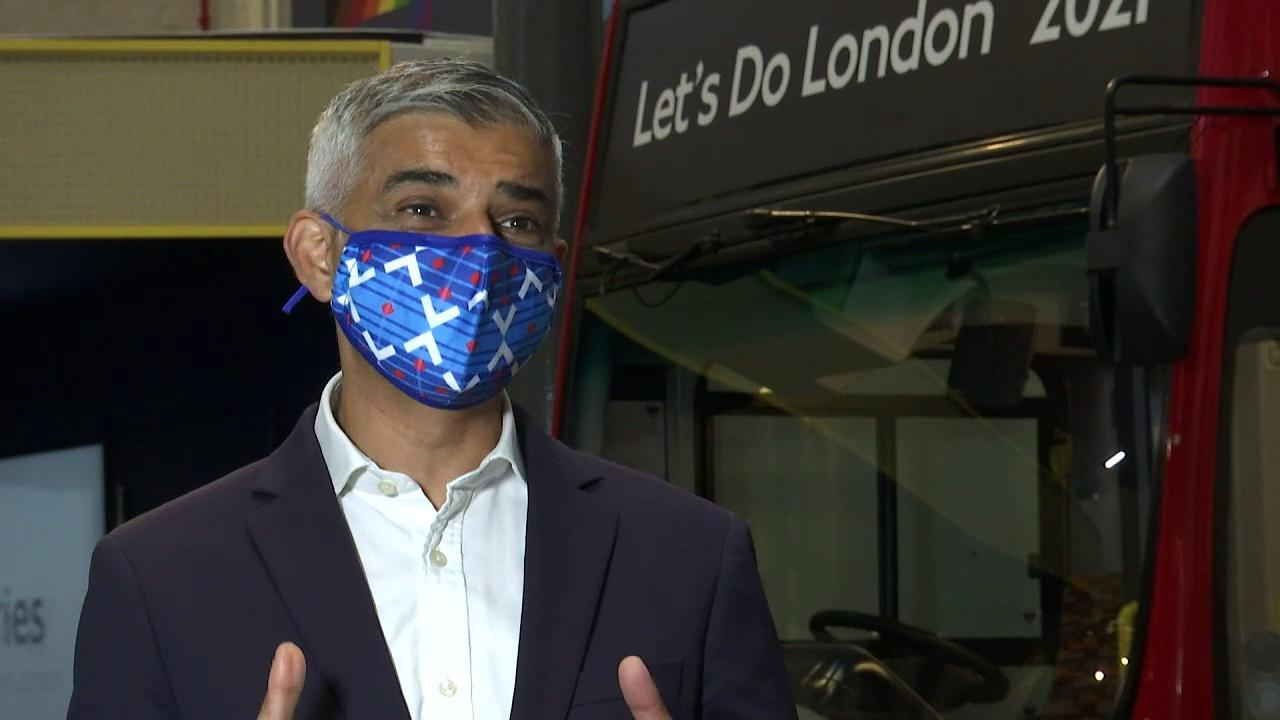 Khan: wearing a mask is 'most unselfish thing you can do'