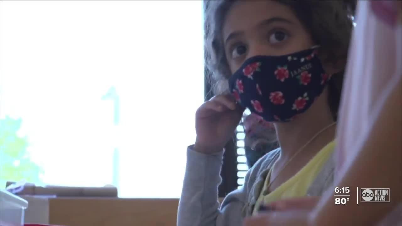 Gov. DeSantis remains opposed to school mask mandates