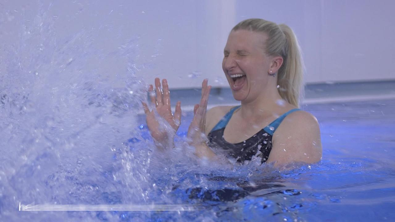 Becky Adlington backs campaign to get girls and achieving in life