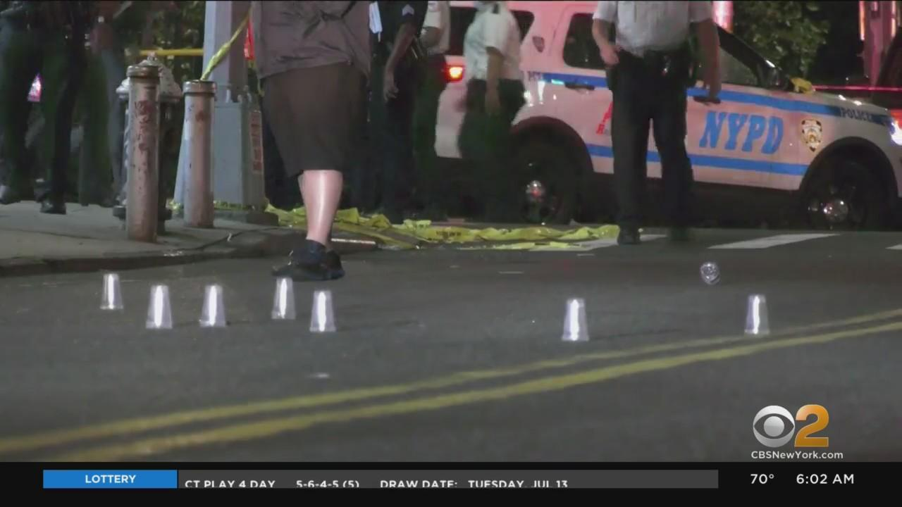 More Shootings Overnight In New York City