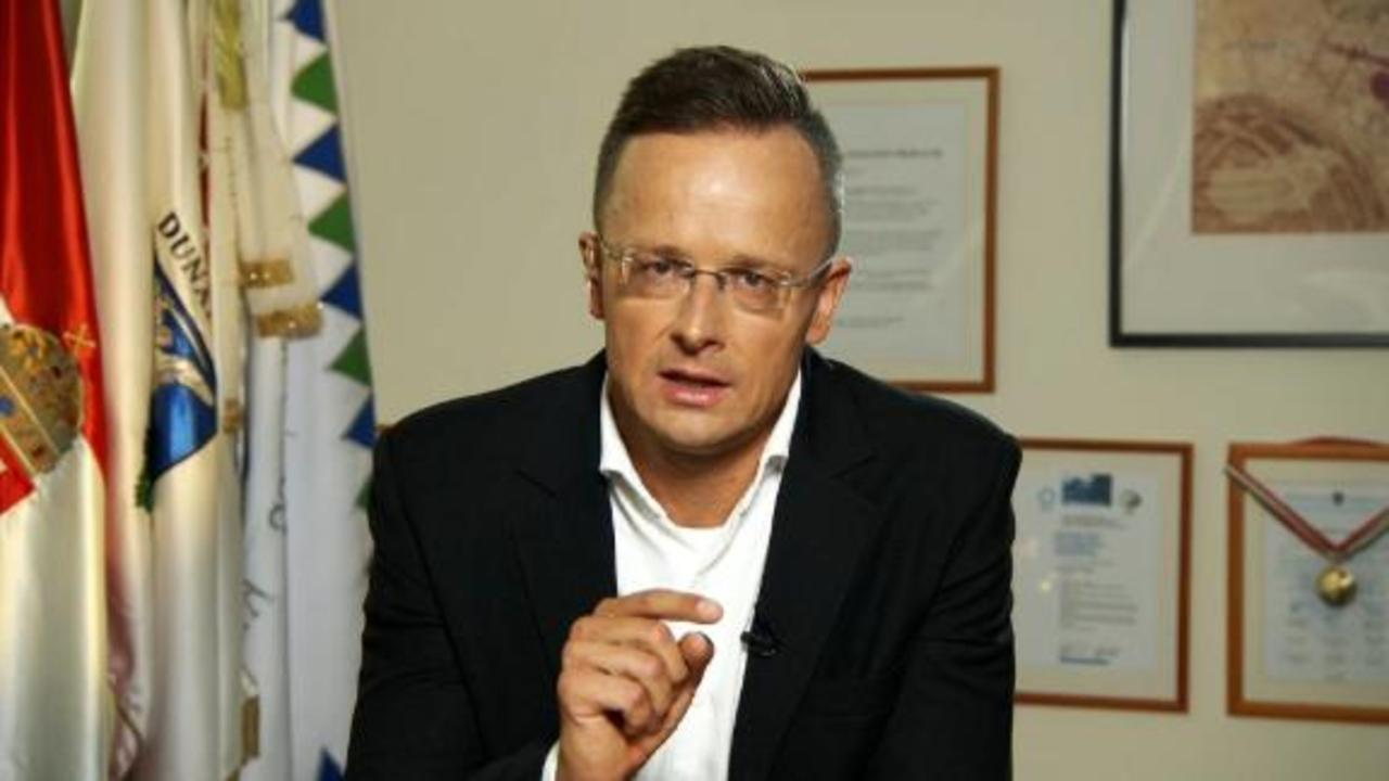 Hungary's FM: We don't want LGBTQI 'activists' in schools