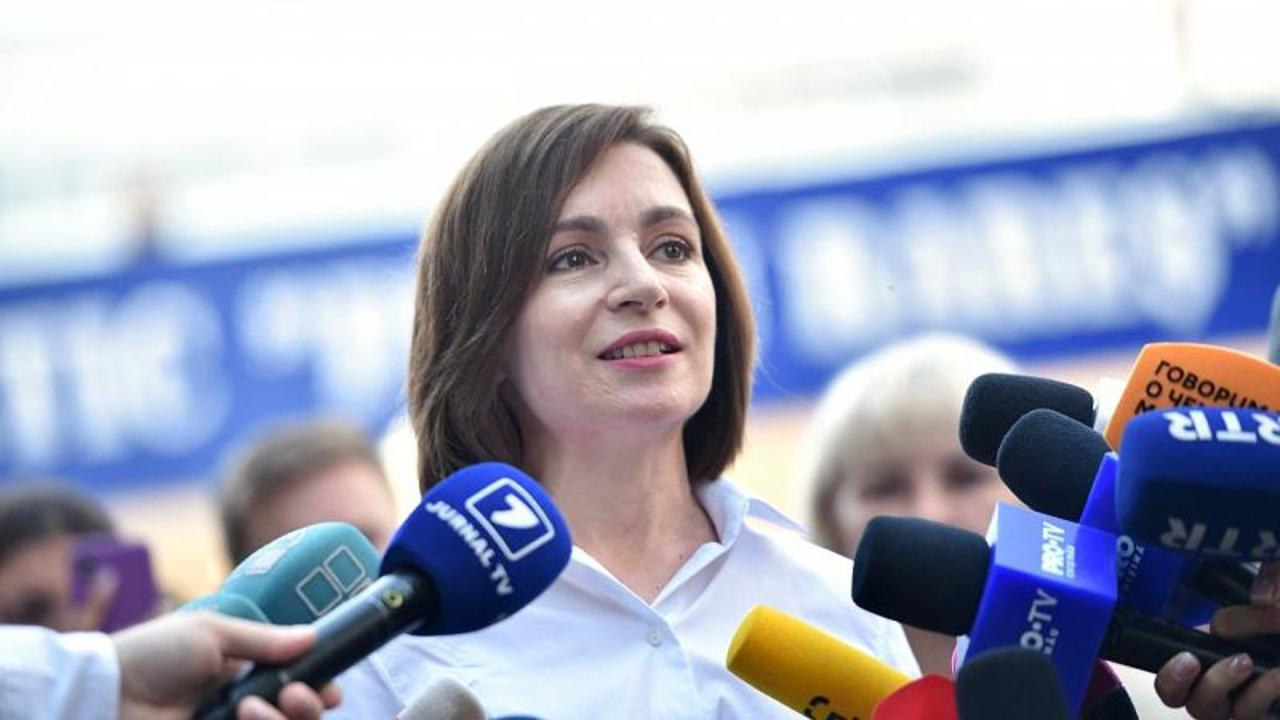Moldova's Sandu: 'We have all tools' to reform and stamp out corruption after election win